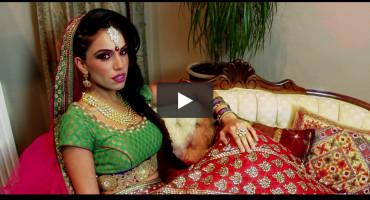 The Couture Bride – Shaina Azad Beauty (2014)